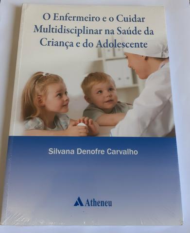 Livro de enfermagem saúde da criança e do adolescente