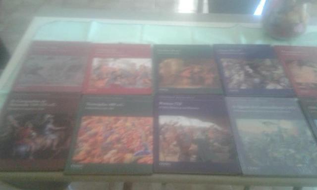 Livros ilustrados grandes batalhas