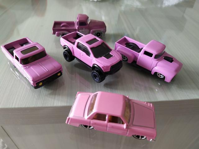Miniaturas hot wheels de coleção