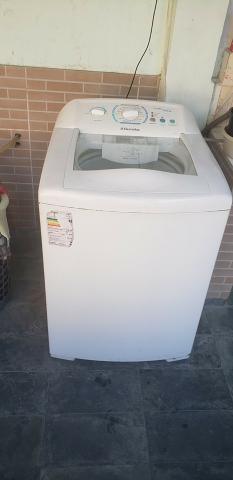 Máquina de lavar electrolux 12kg (leiam antes) cesto da