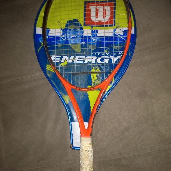 Raquete de tênis head radical s / you tek .
