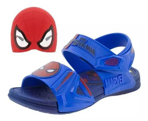 Sandália papete infantil menino marvel hero glasses 21998