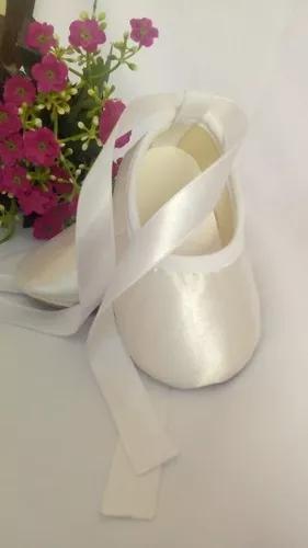 Sapatilha bailarina para customizar - várias cores