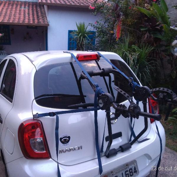 Transbike thule para 2 bicicletas