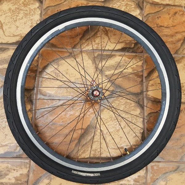 Aro roda 26 mtb cassete cubo pneu dianteiro