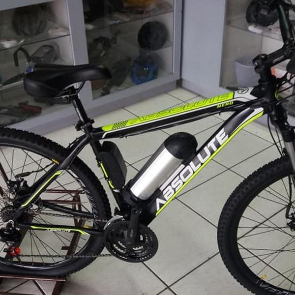 """bicicleta aro 29"""" com 21 velocidades e motor elétrico de"""