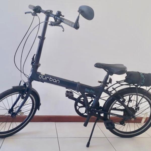 bicicleta dobrável durban ebay pro 6061