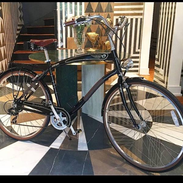 Bicicleta nirve starliner americana