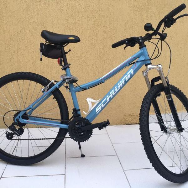Bicicleta schwinn - aro 26 - 21 marchas