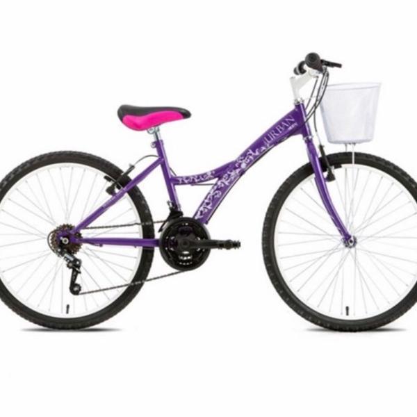 Bicicleta tito urban aro 24