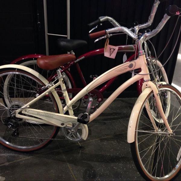 Bicicleta vintage feminina nirve original