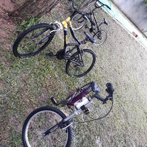Bicicletas infanto-juvenis