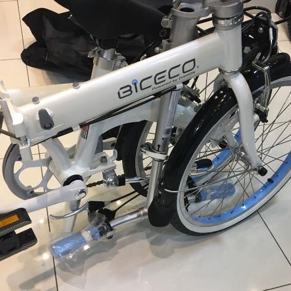 Bike dobrável novíssima
