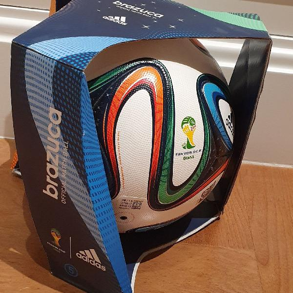 Bola oficial brazuca copa do mundo 2014