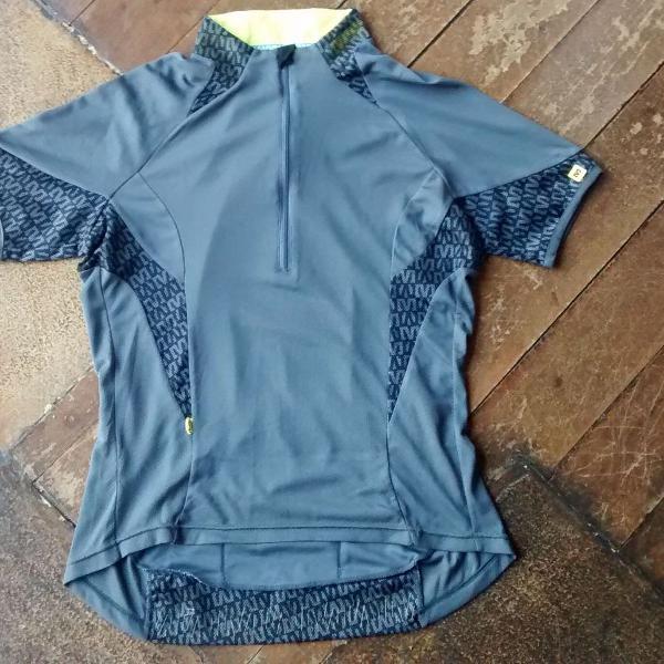 Camisa feminina ciclismo mavic altium sl