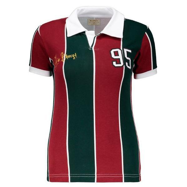 Camisa fluminense feminina oficial retrô 95