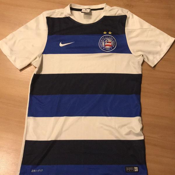Camiseta nike esporte clube bahia listrada rara
