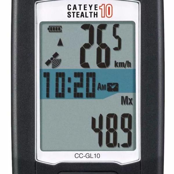 Ciclo computador cateye stealth 10 (promoção)