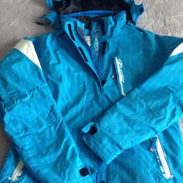 Jaqueta feminina inverno, esqui e neve