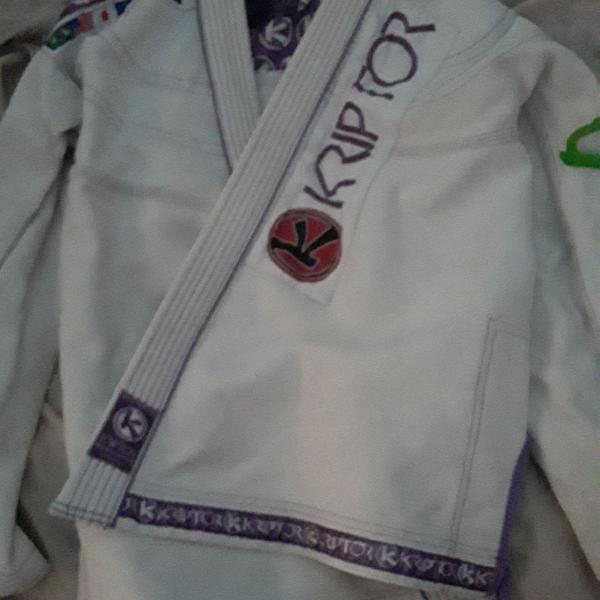 Kimono de jiu jitsu ou judo
