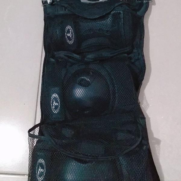 Kit proteção traxart semi-novo