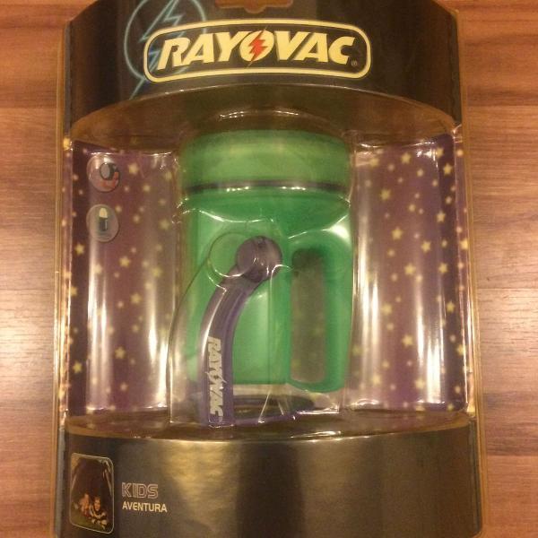 Lanterna articulável rayovac