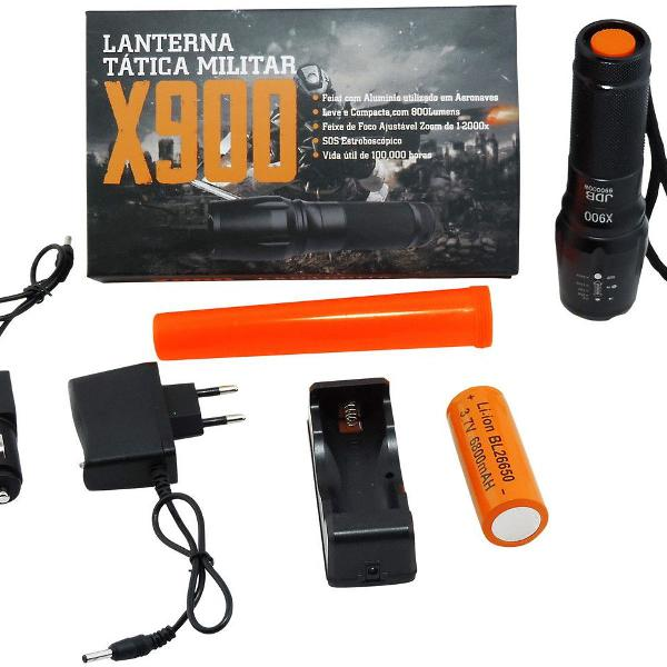Lanterna tatica t6 x900