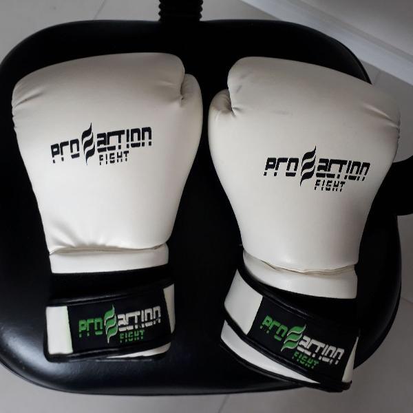 Luva de boxe/muay thai pro action fight
