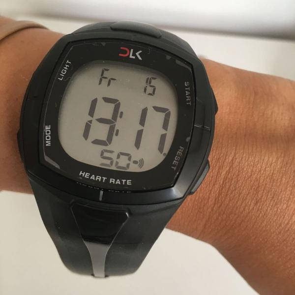 Monitor cardíaco dlk sports