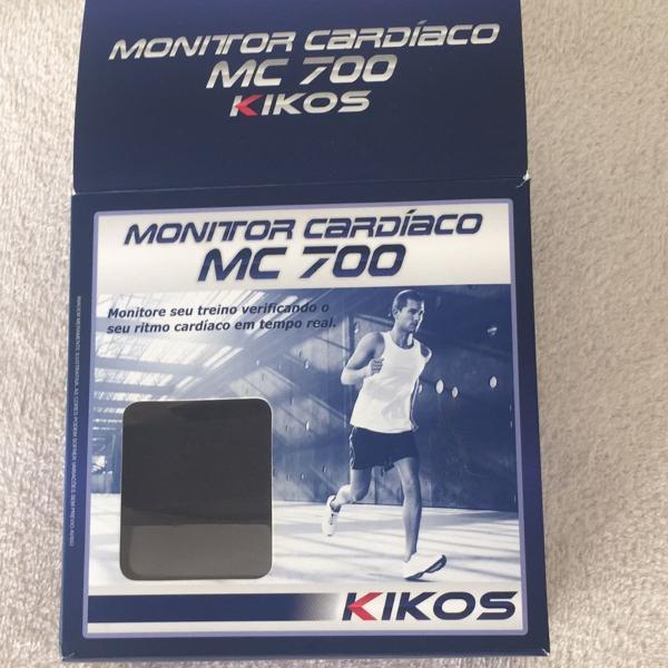 Monitor cardíaco mc 700 kikos