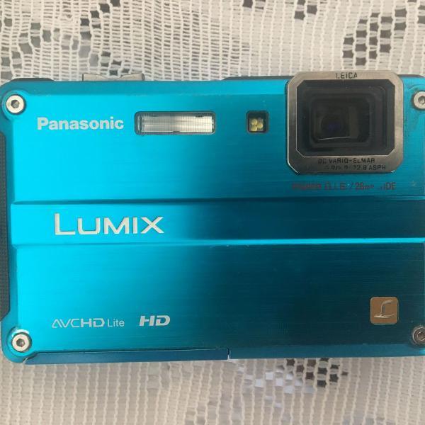Máquina fotográfica panasonic lumix