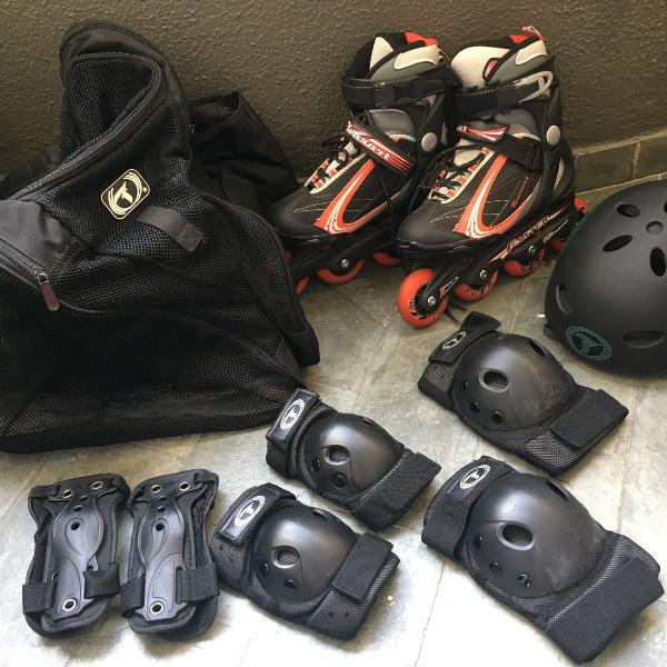 Patins - kit exclusivo traxart faster