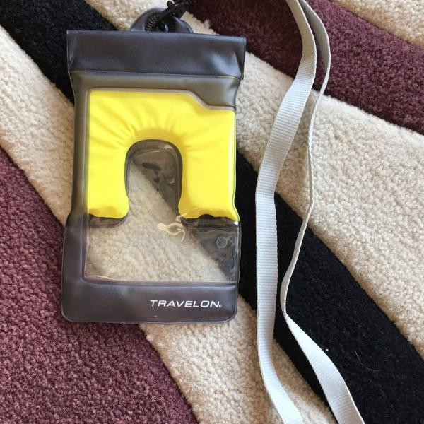 Proteção a prova da água para celulares