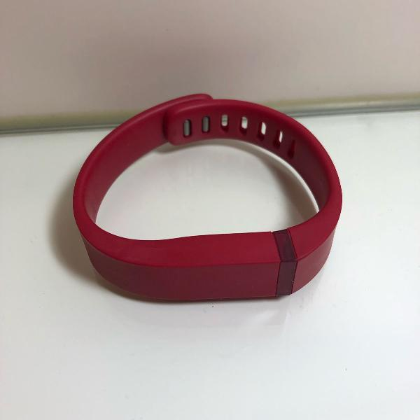 Pulseira inteligente fitbit flex wireless com pulseira extra