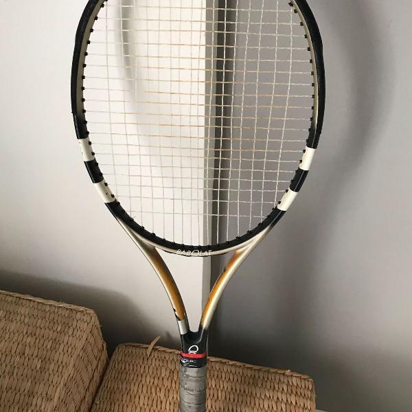 Raquete de tênis babolat classic usada