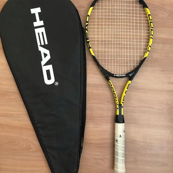 Raquete de tênis head ti mid plus titanium series