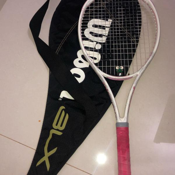 Raquete de tênis prince