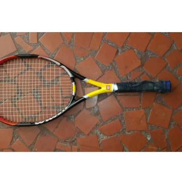 Raquete de tênis wilson pro staff surge 5.1