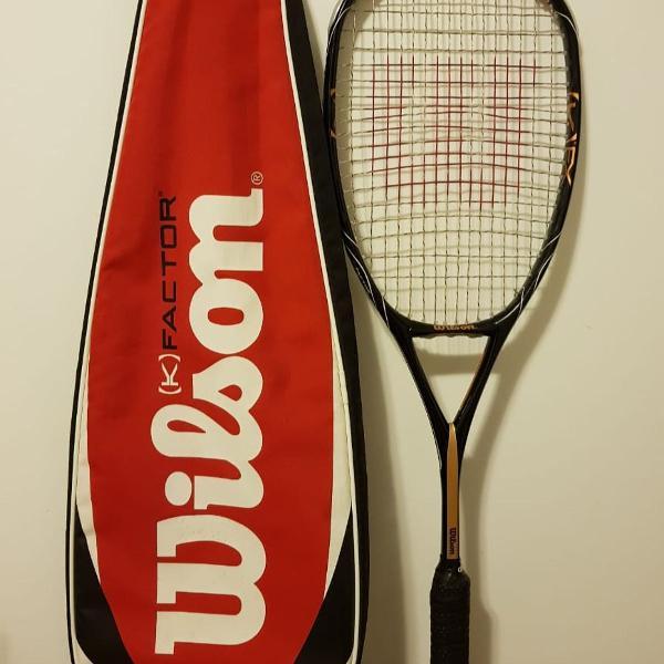 Raquete squash wilson