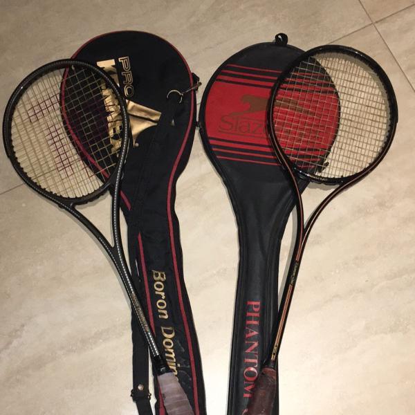 Raquetes squash kennex slazenger
