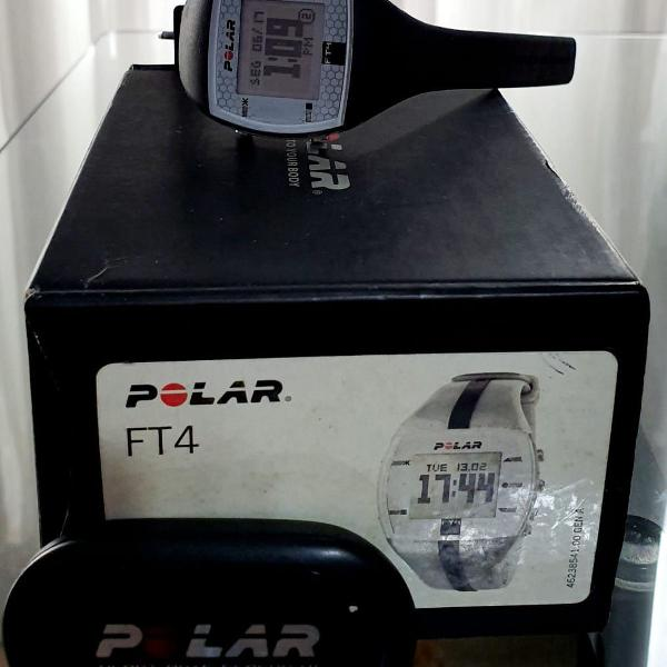 Relógio com monitoramento ft4