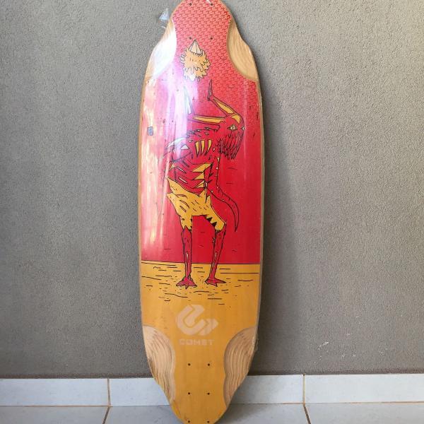 Shape longboard comet voodoo d2 (novo)