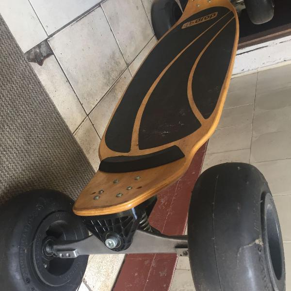 Skate carve first