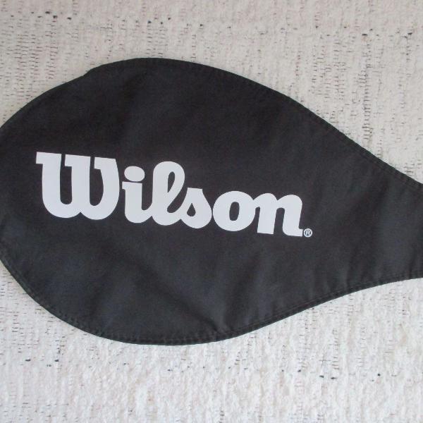 Wilson capa raquete tennis