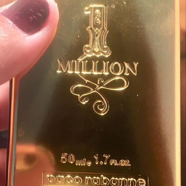 1 million paço rabanne