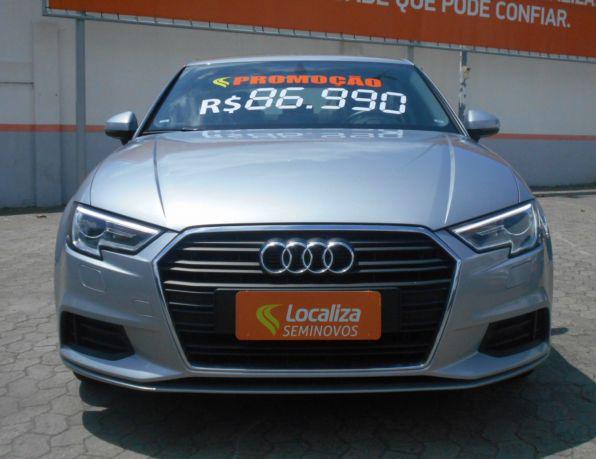 Audi a3 sedan 1.4 tfsi flex tiptronic 4p flex - gasolina e
