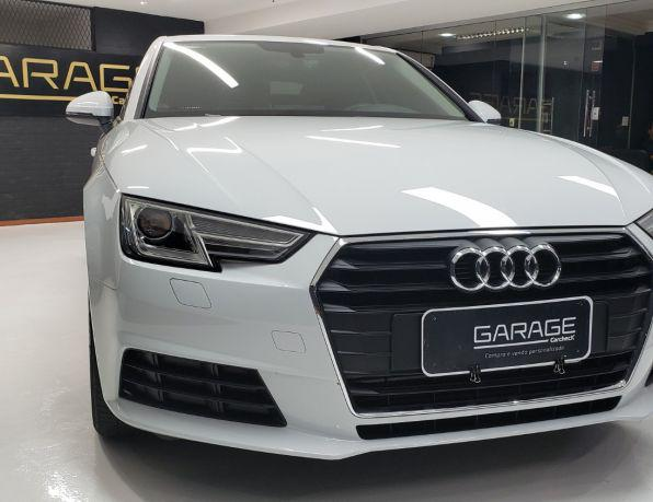 Audi a4 attraction 2.0 tfsi 190cv s tronic gasolina