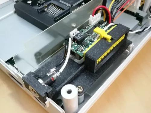 Adaptador impresso 3d sega dreamcast picopsu