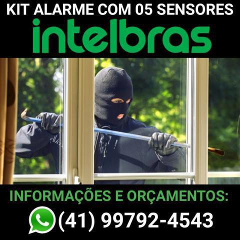 Alarme intelbras com monitoramento no celular