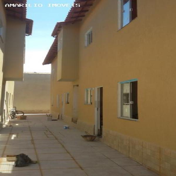 Apartamento 48m2 2qto 1banh. 1gar. porto pedra sg ama1490